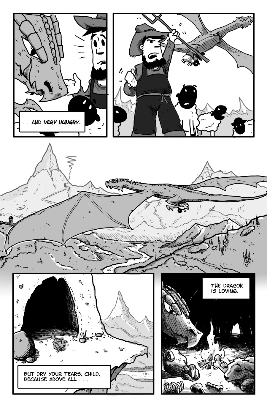 Year of the Dragon, Page 20